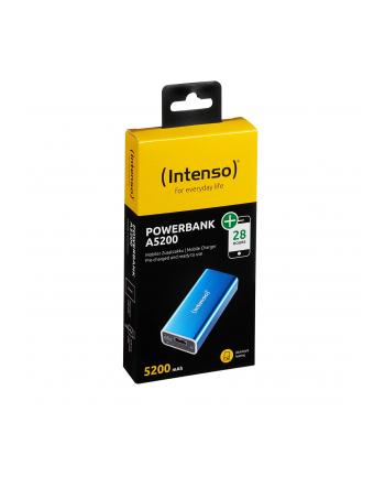 Intenso Powerbank A5200 Blue 5200MAH