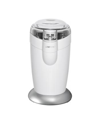 Młynek do kawy Clatronic KSW 3306 (120W Udarowy Biały)