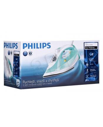 Żelazko parowe Philips GC3811/70(2400W /Biało-zielony)