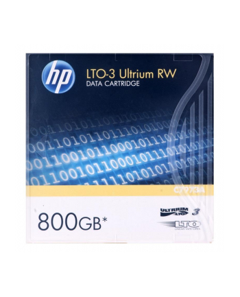 TAŚMA HP DO STREAMERA LTO-3 400/800 GB