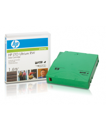TAŚMA HP DO STREAMERA LTO-4 800/1600 GB