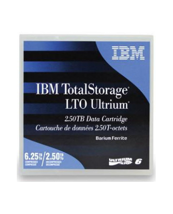 TAŚMA IBM DO STREAMERA LTO-6 2 5/6 25 TB