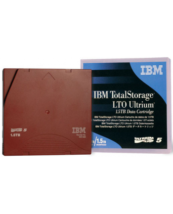 TAŚMA IBM DO STREAMERA LTO-5 1 5/3 0 TB
