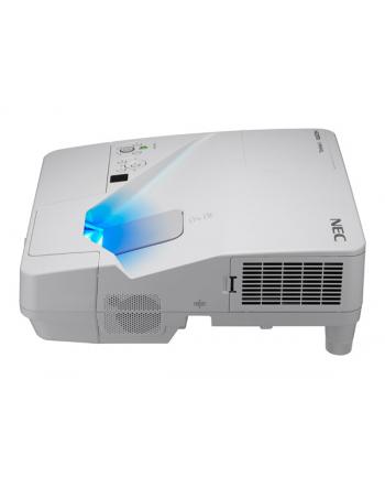 NEC UM301X LCD XGA 3000 ANSI 6000:1 HDMI LAN