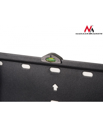MACLEAN UCHWYT DO TELEWIZORA 32-55  MC-665 CZARNY DO 40KG MAX VESA 400X400