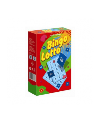 ALEXANDER Gra Bingo lotto mini