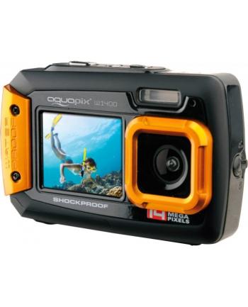 Aparat Easypix W1400 Active Czarny/pomarańczowy