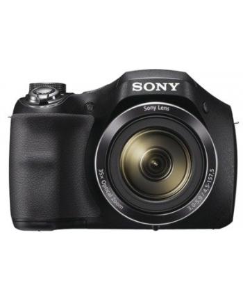 Aparat cyfrowy Sony DSC-H300B  | czarny