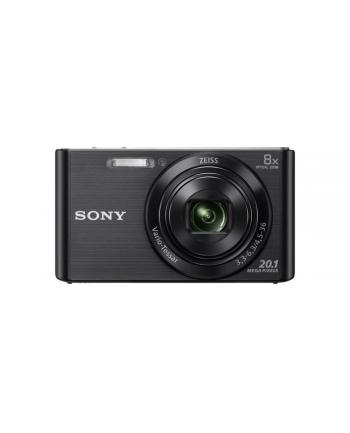 Aparat cyfrowy Sony DSC-W830B  | czarny