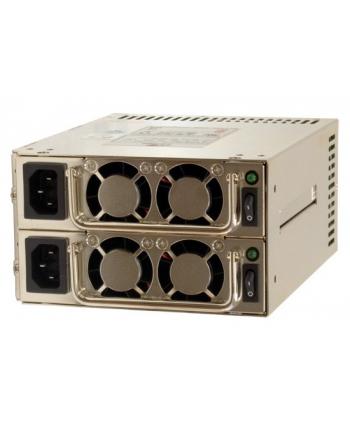 Chieftec zasilacz ATX/Intel Dual Xeon redundantny MRG-5700V, 700W (2x700W)