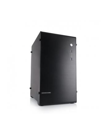 Obudowa komputerowa Modecom ALFA M1 mATX/mITX Mini 2xUSB 3.0 Black bez zasilacza