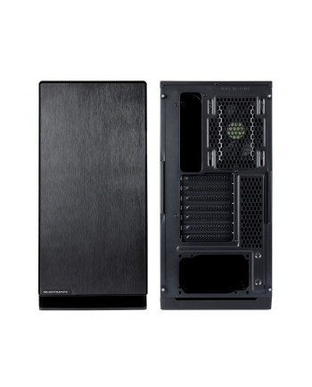 Pax M70 Pure Black USB3.0 ATX/SSD ready/3x 120 mm