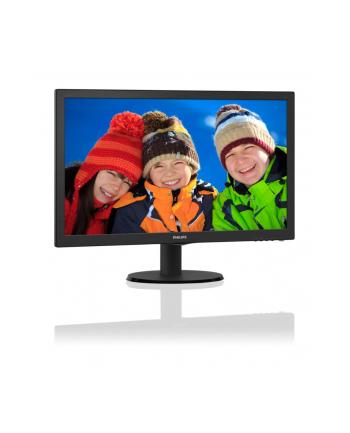 Philips 21.5'' 223V5LHSB2/00  LED HDMI Czarny