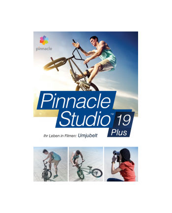 Pinnacle Studio 19 Plus PL/ML Box   PNST19PLMLEU