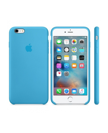 iPhone 6s Plus Silicone Case Blue           MKXP2ZM/A