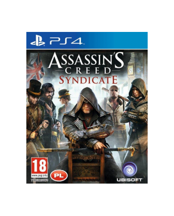 UBISOFT Gra Assassin's Creed Syndicate (PS4)