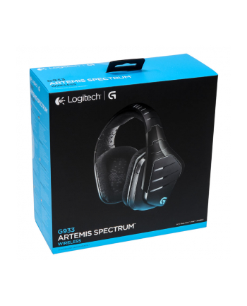 Logitech suchawki gamingowe G933 Artemis Spectrum Wireless 7.1 Surround