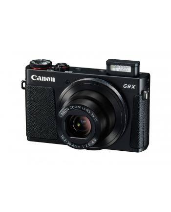 Aparat cyfrowy Canon PowerShot G9 X Czarny