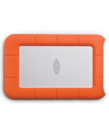 Dysk zewnętrzny LaCie Rugged Mini 2.5'' 4TB, USB 3.0, Wstrząsoodporny