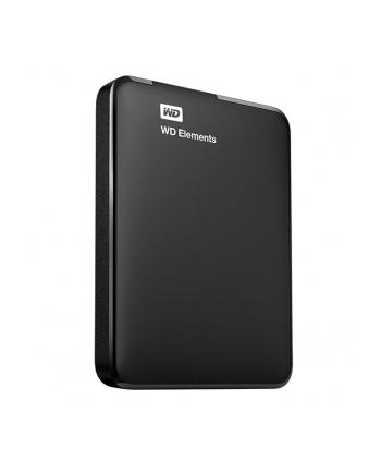 """Western Digital Dysk zewnętrzny WD Elements Portable 3.0, 2.5"""", 3TB, USB 3.0, czarny"""