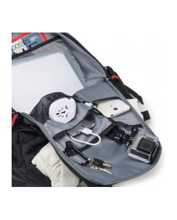 Dicota Backpack Ride 14-15.6 black Plecak na notebook czarny