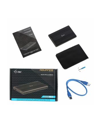 iTec i-tec MYSAFE Advance 2,5'' USB 3.0 - Obudowa na przenośny dysk twardy