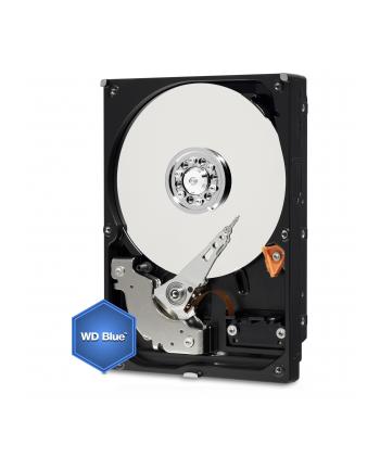Western Digital Dysk twardy WD Blue, 3.5'', 6TB, SATA/600, 5400RPM, 64MB cache