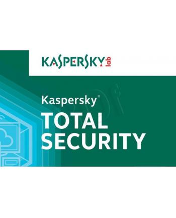 Kaspersky Lab Kaspersky Total Security MD 2-2 kont.