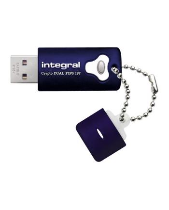 Integral pamięć USB 16GB CRYPTO DUAL USB3.0 FIPS197