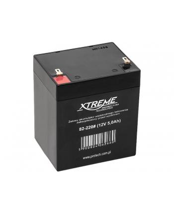 XTREME akumulator żelowy 12V 5Ah