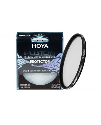 FILTR HOYA 52mm PROTECTOR FUSION ANTISTATIC (ochr.)