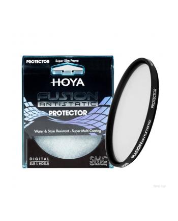 FILTR HOYA 77mm PROTECTOR FUSION ANTISTATIC (ochr.)