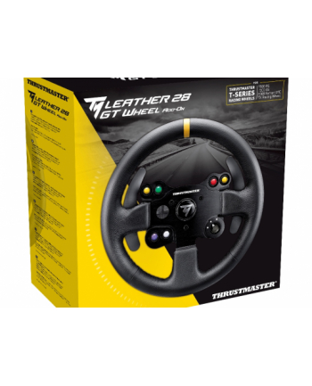 THRUSTMASTER KIEROWNICA TM LEATHER 28 GT ADD ON