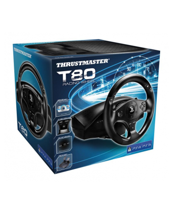 THRUSTMASTER KIEROWNICA T80 OFFICIALLY LICENSED PS3/PS4