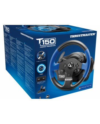 THRUSTMASTER KIEROWNICA T150 OFFICIALLY LICENSED PS4