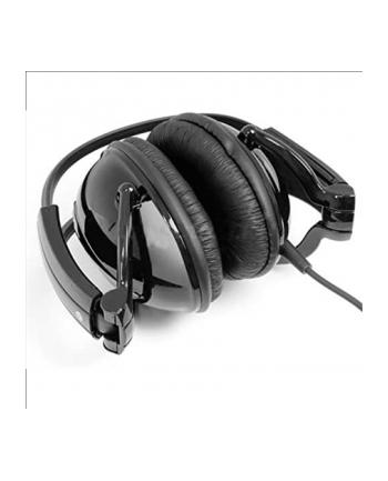 Słuchawki wokółuszne z mikrofonem LENOVO P723N (Czarny)