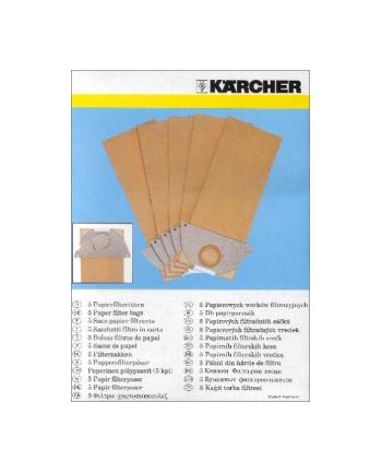 Worki filtracyjne do odkurzacza Karcher (6.904-167.0)