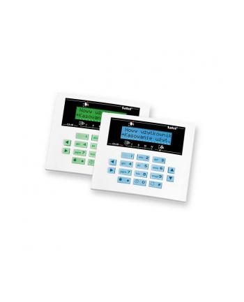 SATEL CA-10 KLCD-S Manipulator LCD (zielone podświetlenie)