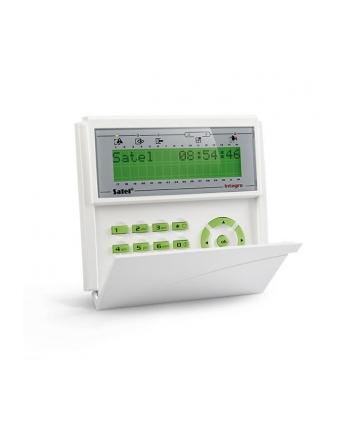 SATEL Integra INT-KLCD-GR Manipulator LCD (zielone podświetlenie)