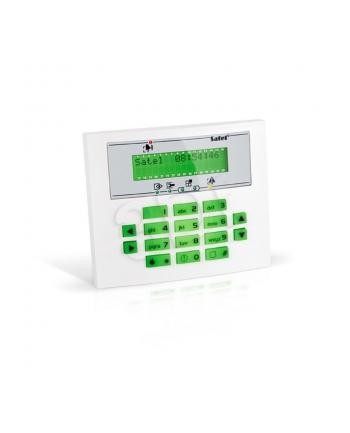 SATEL INT-KLCDS-GR Manipulator LCD (zielone podświetlenie)