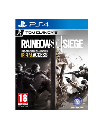 Gra PS4 Rainbow SIX Siege