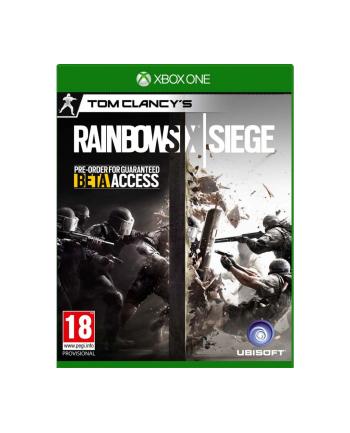 Gra Xbox ONE Rainbow SIX Siege