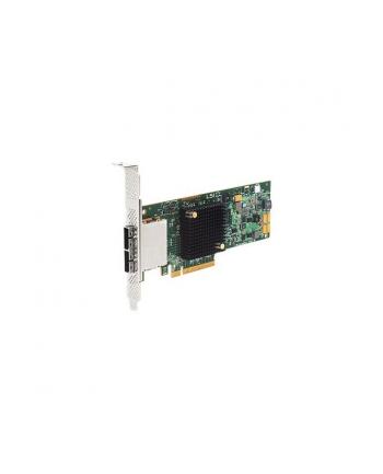 Kontroler RAID SAS/SATA LSI 9207-8e SGL