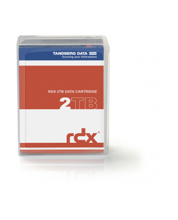 Tandberg RDX 2.0TB Cartridge
