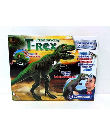 CLEMENTONI Prehistoryczny TRex