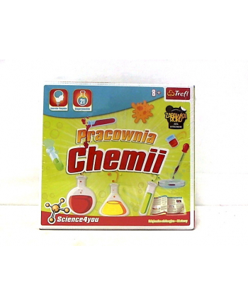 TREFL SCIENCE4YOU Chemia 600
