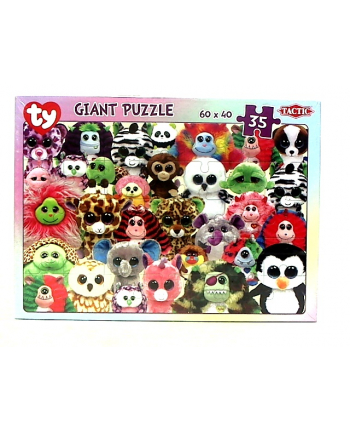 TACTIC Ty Beanie Boos Giant Puzzle