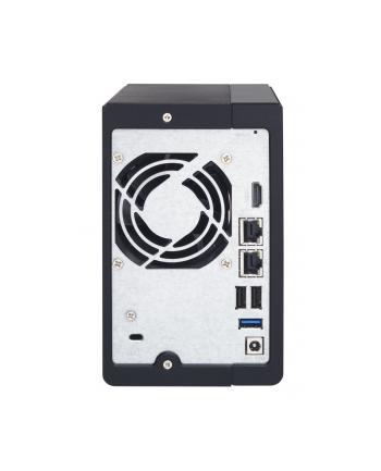 NAS Qnap TS-251+-2G 0/2HDD, Intel 4*2.0GHz, 2GB, 2bay