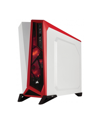 Corsair obudowa komputerowa Carbide Series SPEC-ALPHA, Atx, Micro Atx, MiniItx