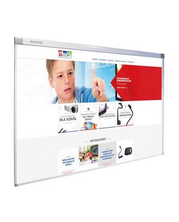 Tablica interaktywna Qomo QWB82OPF 81.5'' (79'') - Optyczna, Multi-touch